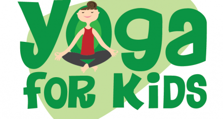 yoga for kids logo